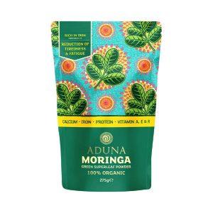 Organic Moringa Powder - Aduna