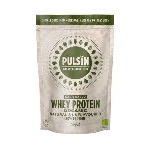 Organic Whey Protein Powder - Pulsin