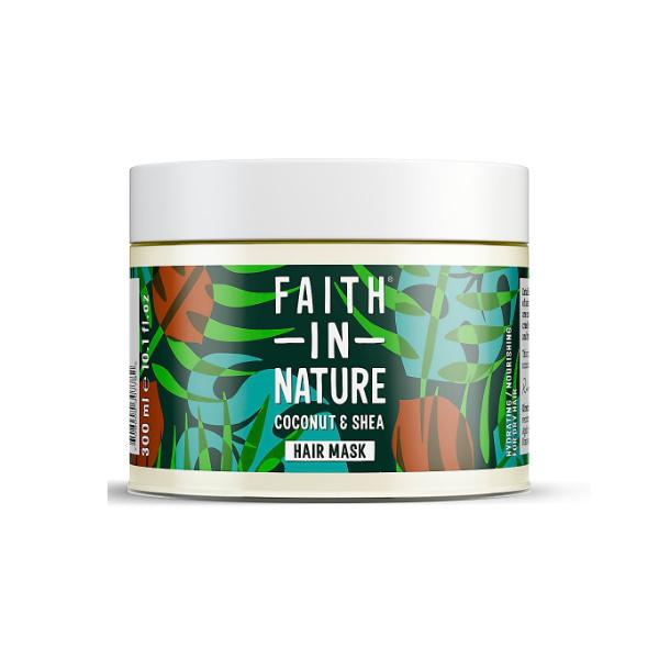 Coconut & Shea Hair Mask - Faith In Nature