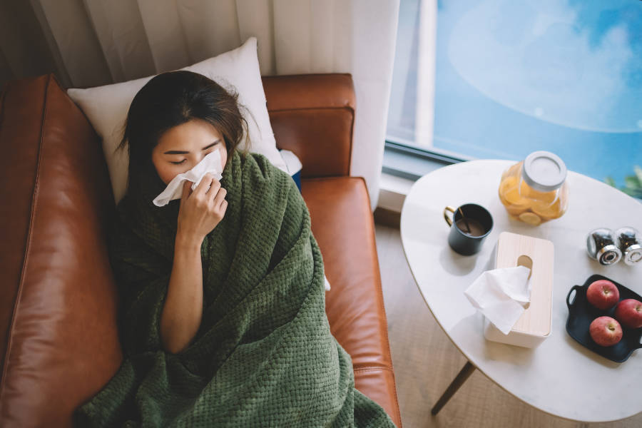 Common Colds and Flu Prevention