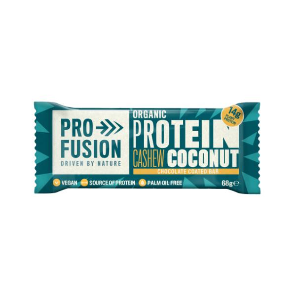 Organic Cashew Coconut Protein Bar - Profusion