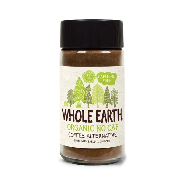Organic No Caffeine Coffee Alternative - Whole Earth