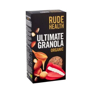 The Ultimate Granola, Organic - Rude Health