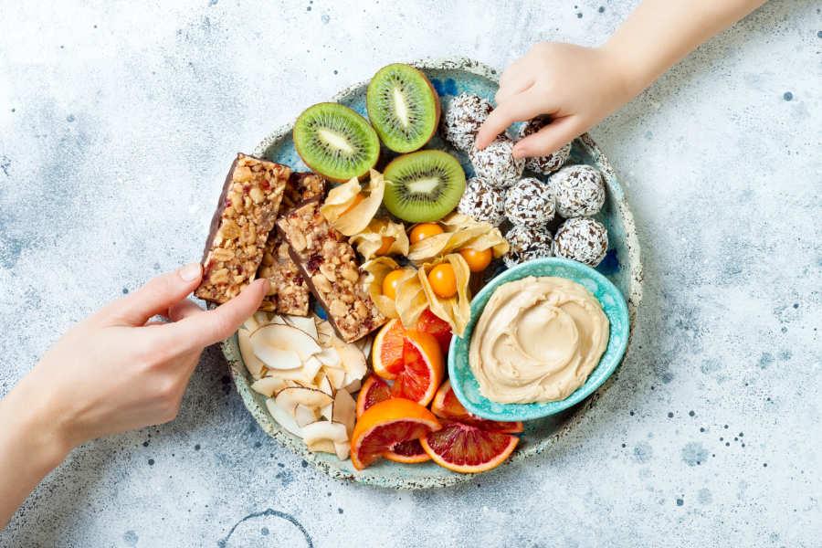 Healthy Snacks & Recipe Tips