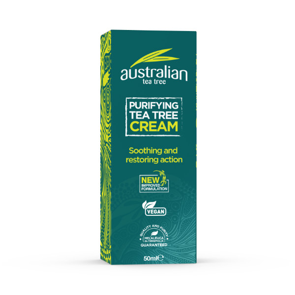 Australian Tea Tree Purifying Cream - 50ml