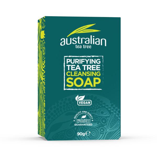 Australian Tea Tree Soap - 90g