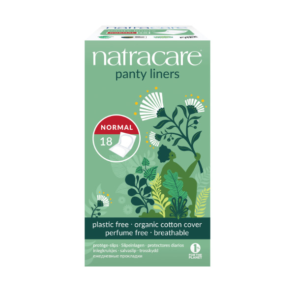 Natracare Normal Panty Liners