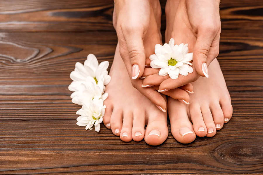 Natural Beauty: Feet, Hands, and Nail Care