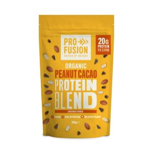 Profusion Organic Peanut Cacao Protein Blend