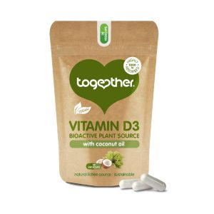 Vegan Vitamin D3 - 30 Capsules - Together