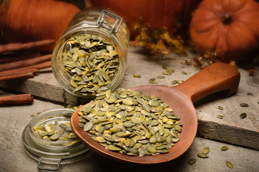 Pumpkin Seeds Benefits and Recipe Tips