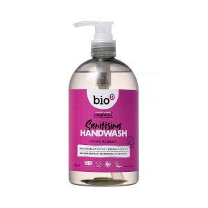 Plum & Mulberry Sanitising Hand Wash - 500ml