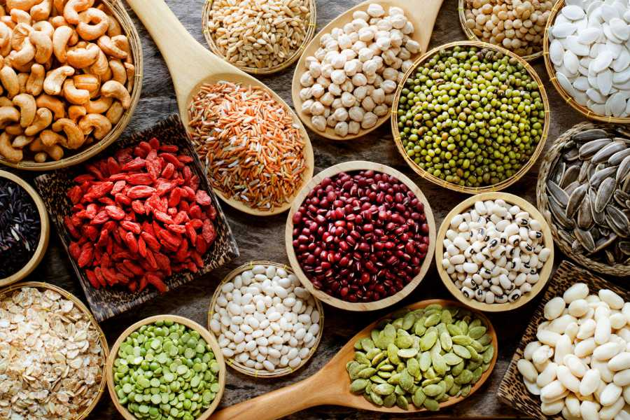 What Are The Five Sources of Plant-Based Protein?