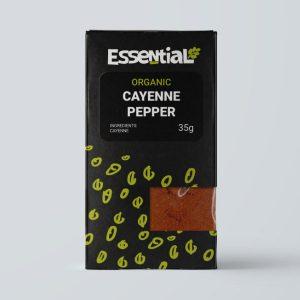 Organic Cayenne Pepper - 35g