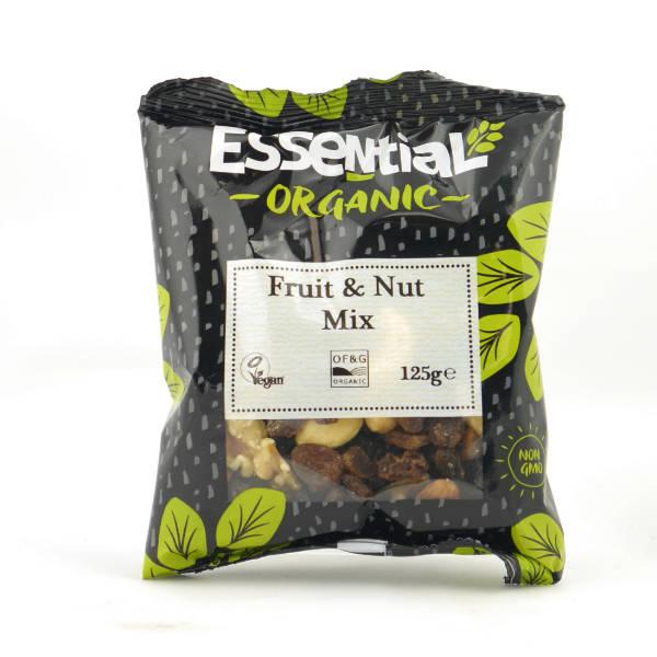 Organic Fruit & Nut Mix - 125g