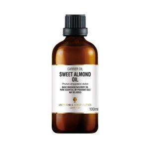 Organic Sweet Almond Oil - 100ml