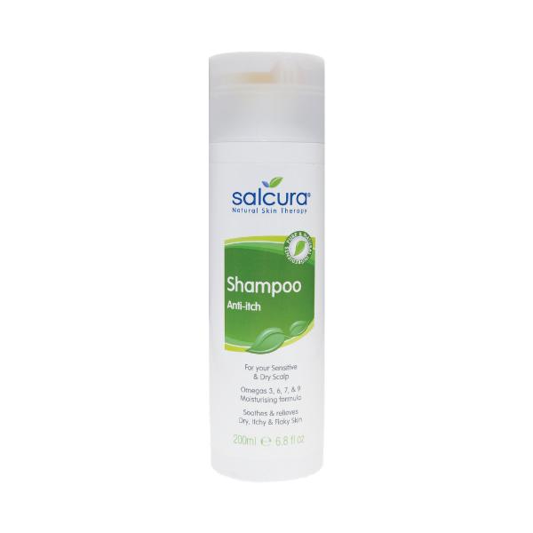 Omega Rich Shampoo - 200ml